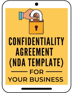 Confidentiality Agreement (NDA Template) for your business