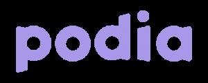 Podia logo