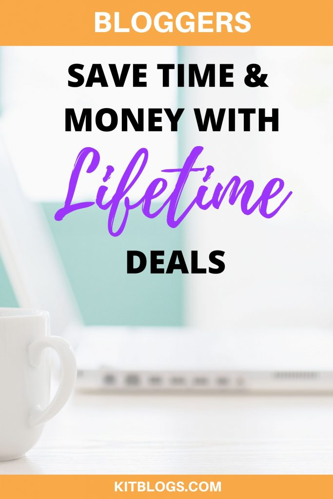 Save time and money with lifetime deals