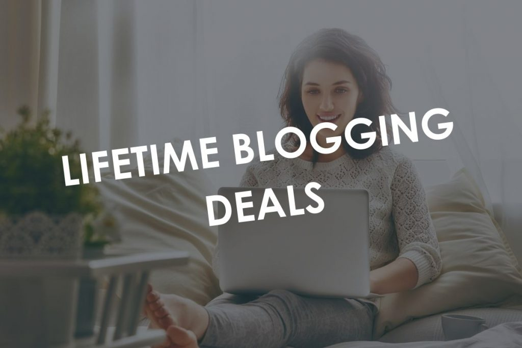 Lifetime Blogging Deals