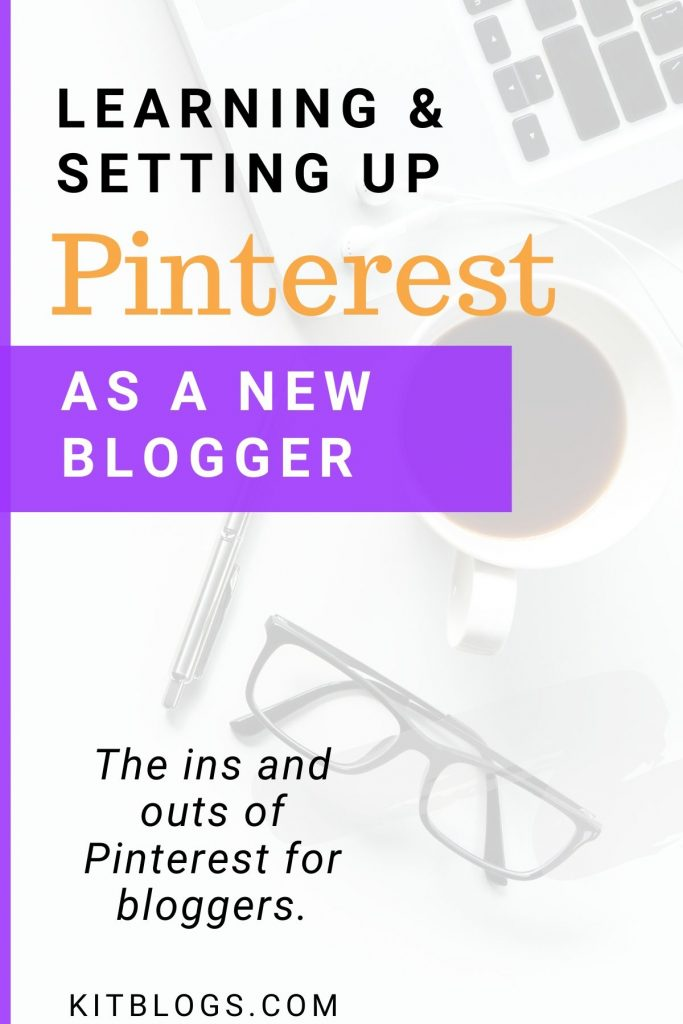 Learning Pinterest as a new blogger