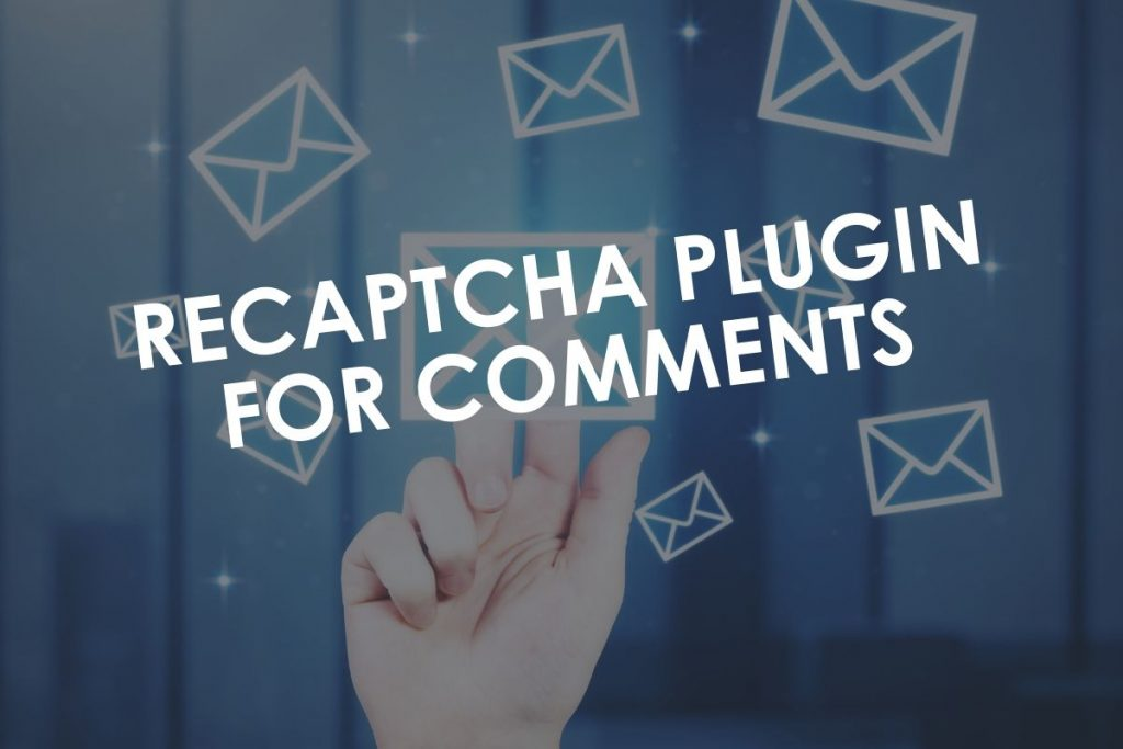 reCAPTCHA Plugin for Comments WordPress