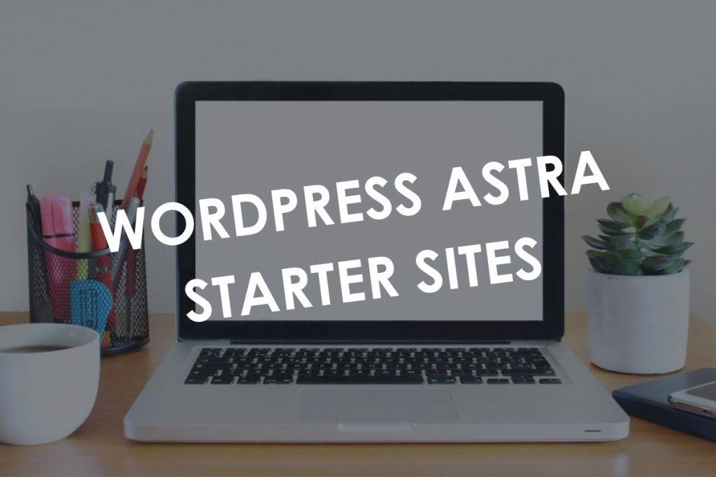 Astra Starter Sites for WordPress
