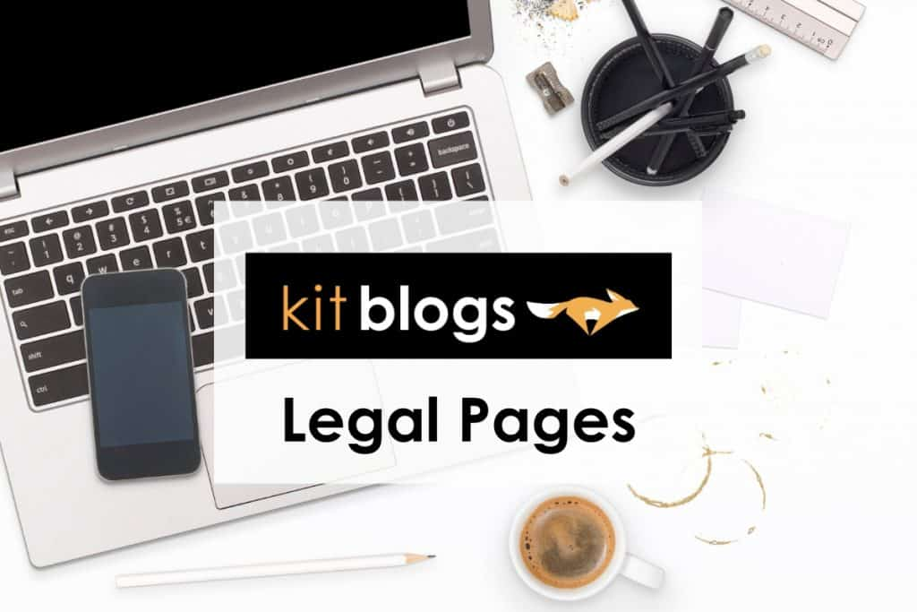 Legal Pages heading image